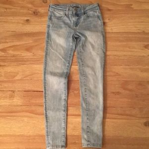AE 360 Next Level Stretch Jegging Jeans Light Wash